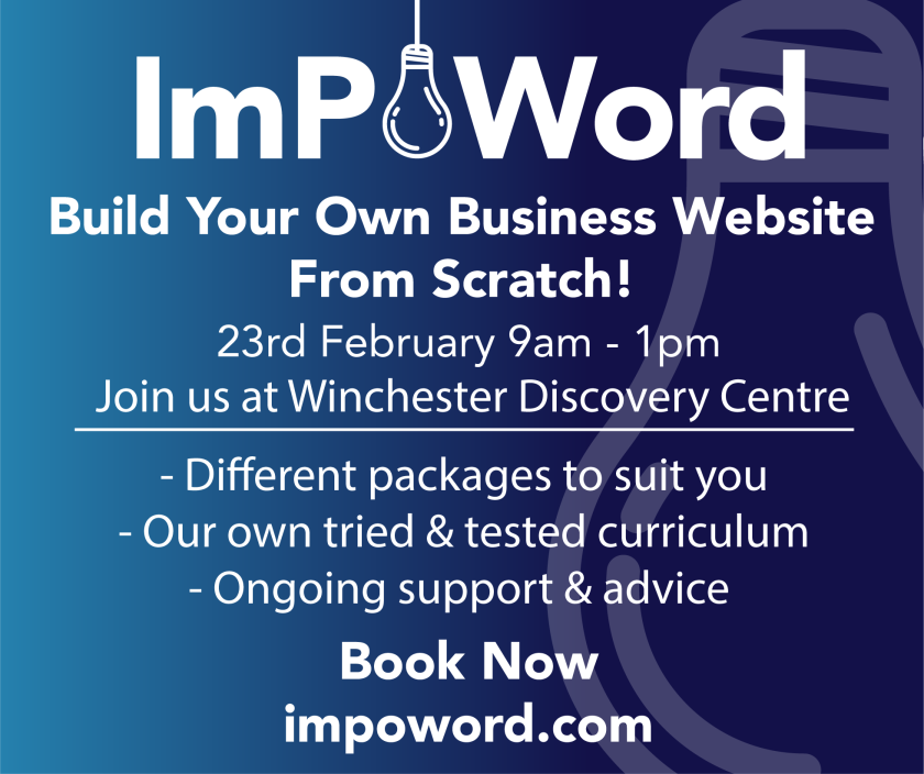 ImPoWord WordPress Workshops in Winchester